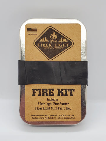 Fiber Light Fire Kit