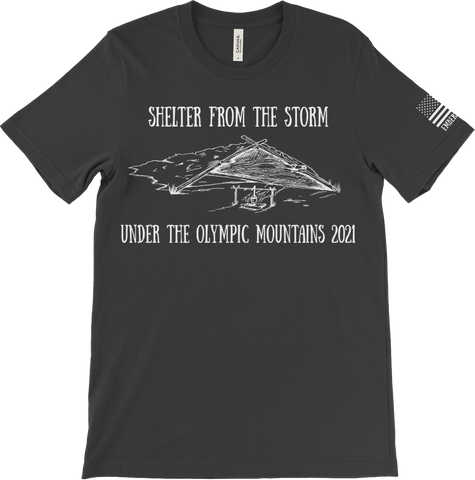 Olympic Mountains - 2021 (Pre-Order)