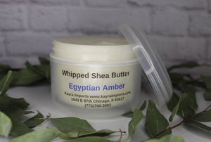Egyptian Amber Whipped Shea Butter