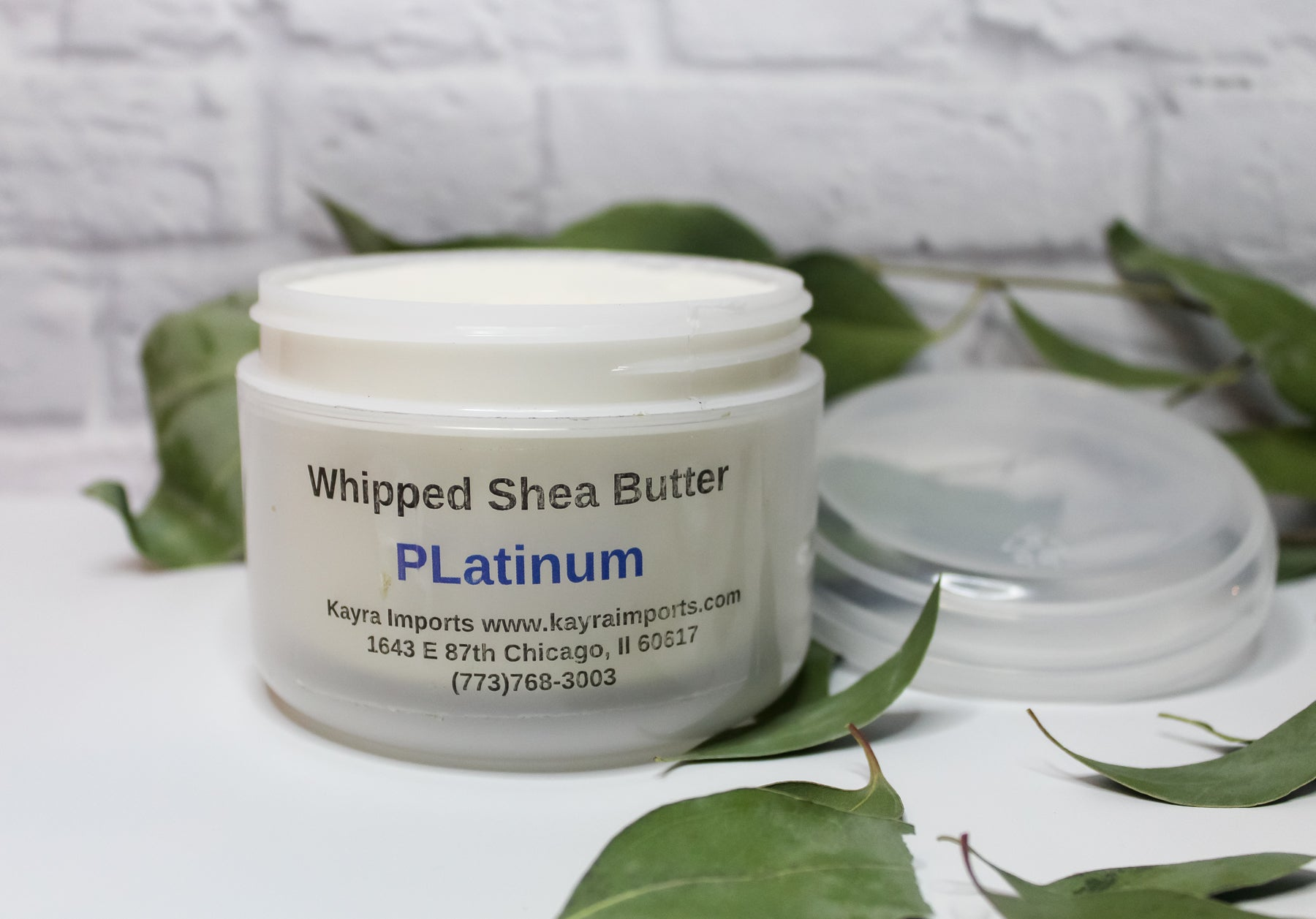 Platinum Whipped Shea Butter