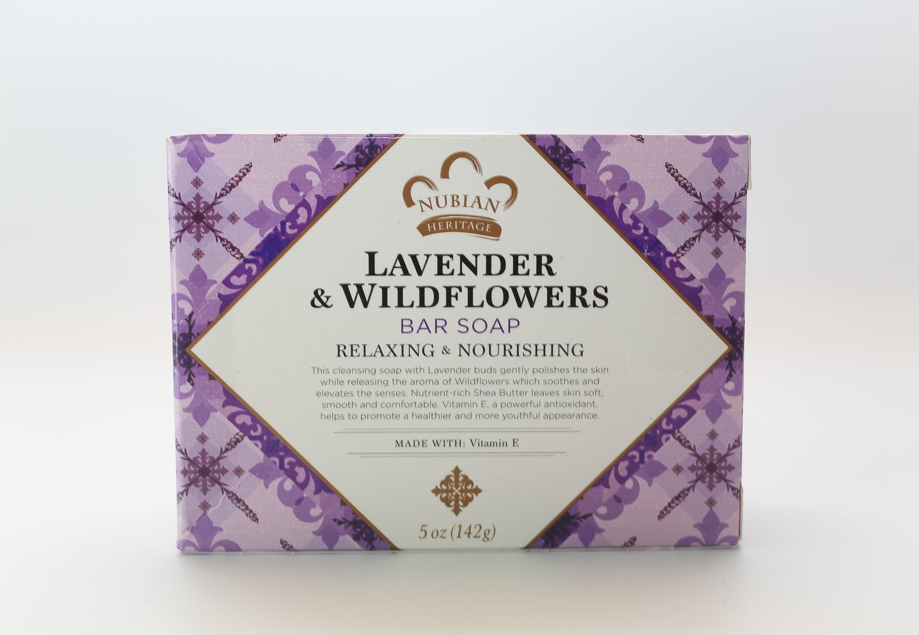 Lavender & Wildflowers Bar Soap, 5oz