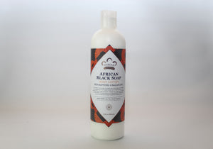 African Black Soap Lotion, 13oz