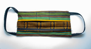 Kente Face Mask