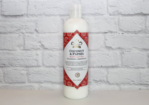 Coconut & Papaya Lotion, 13oz