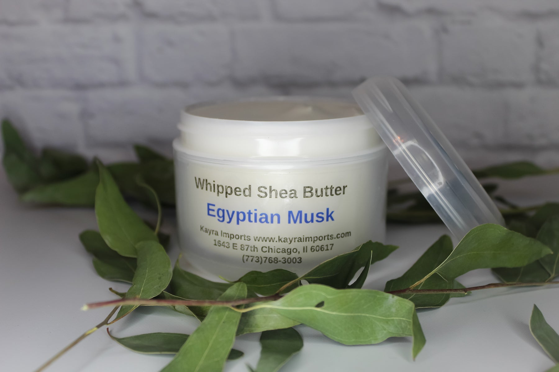 Egyptian Musk Whipped Shea Butter