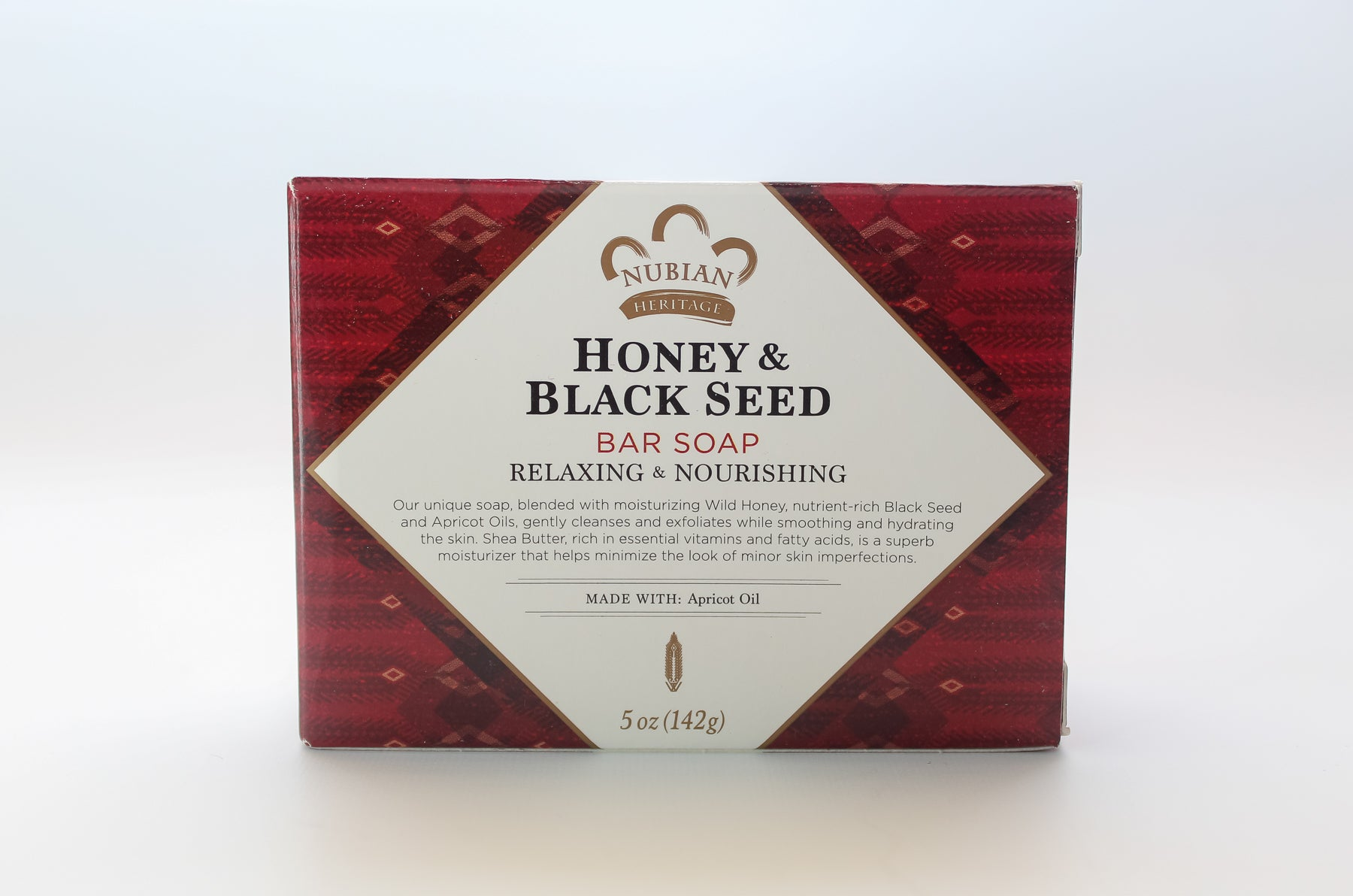 Honey & Black Seed Bar Soap, 5oz