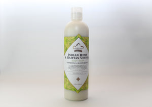 Indian Hemp & Haitian Vetiver Body Wash, 13oz