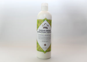 Indian Hemp & Haitian Vetiver Lotion, 13oz