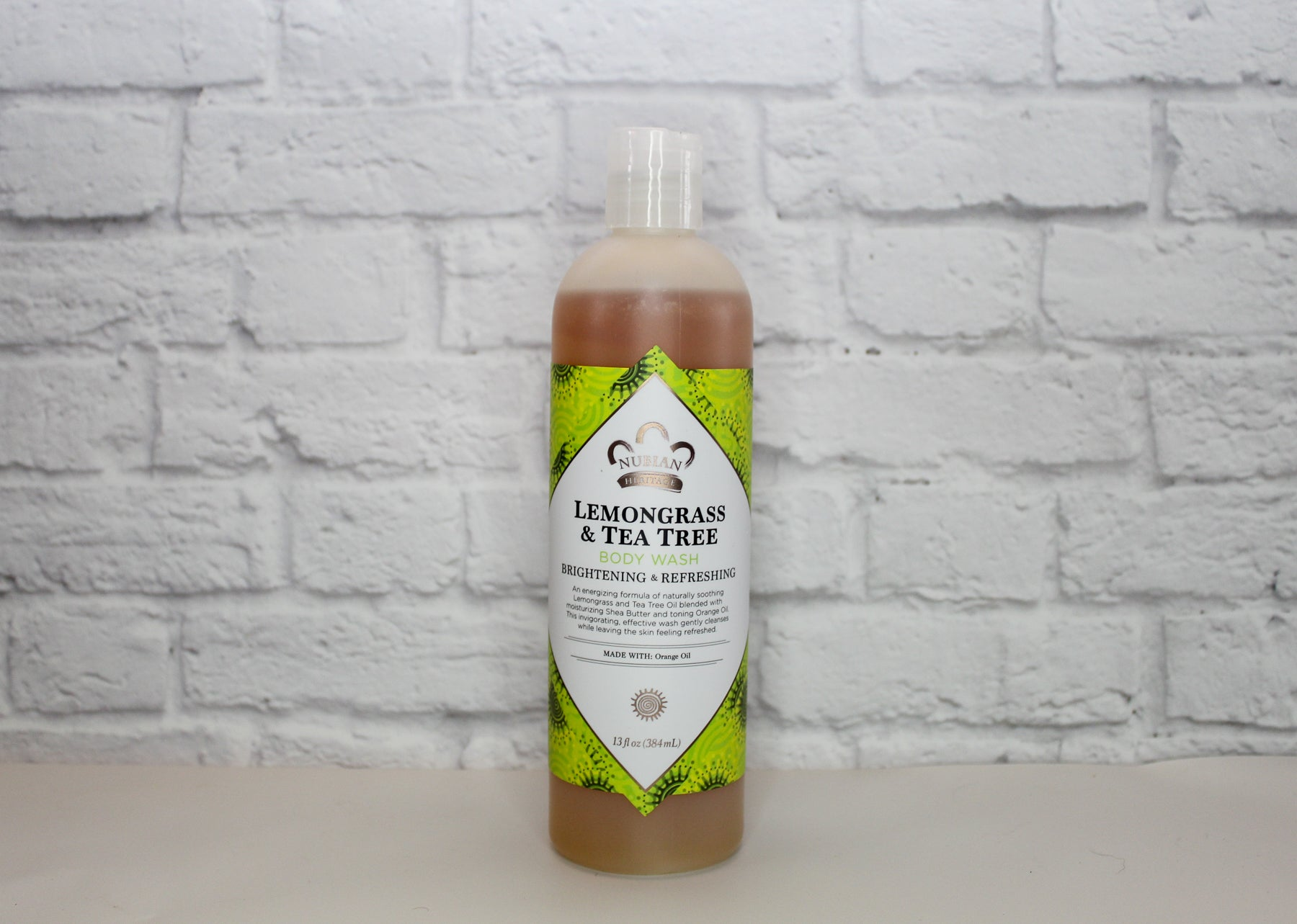Lemongrass & Tea Tree Body Wash