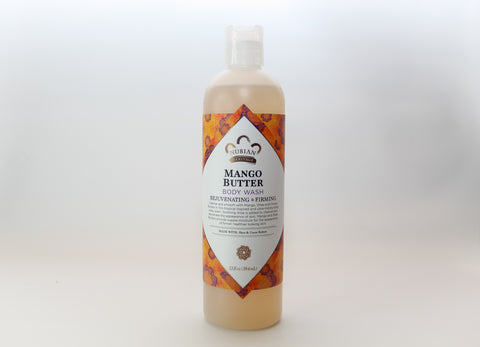 Mango Butter Body Wash, 13oz