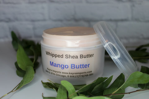 Mango Butter Whipped Shea