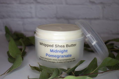 Midnight Pomegranate Whipped Shea Butter