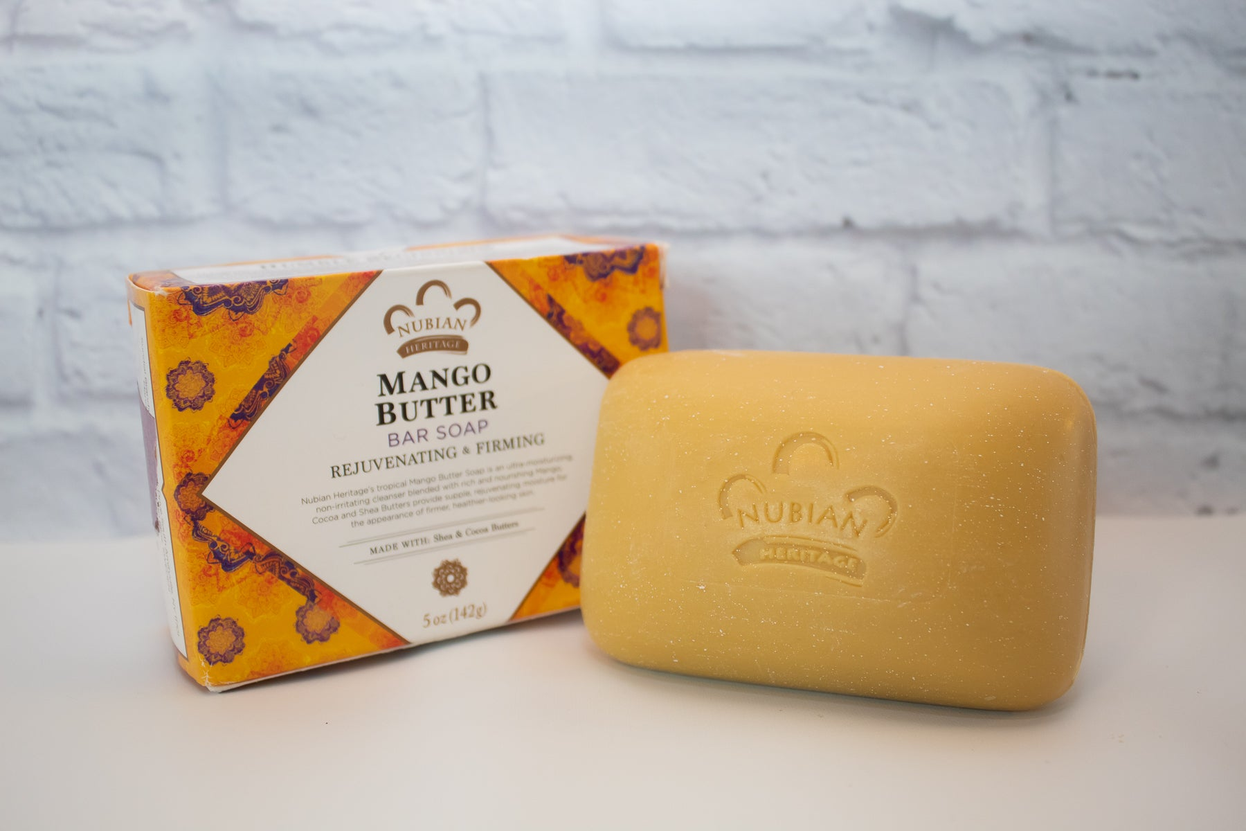 Mango Butter Bar Soap, 5oz