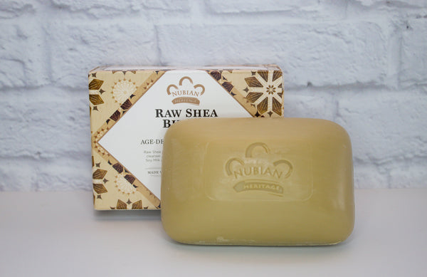 Raw Shea Butter Bar Soap, 5oz