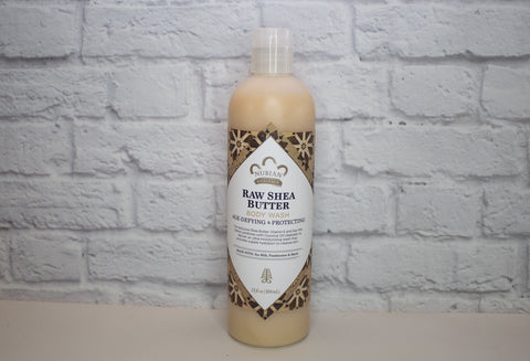 Raw Shea Butter Body Wash, 13oz