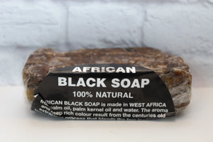 Black Soap, 7.8oz
