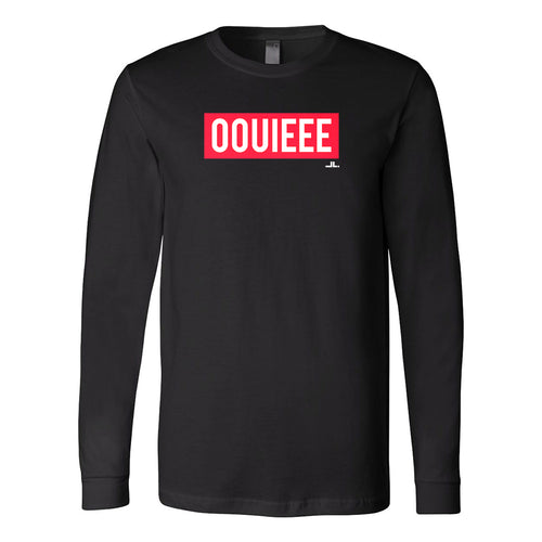 OOUIEEE Block Long Sleeve