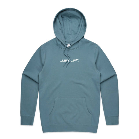 Just Lift - Square Hoodie