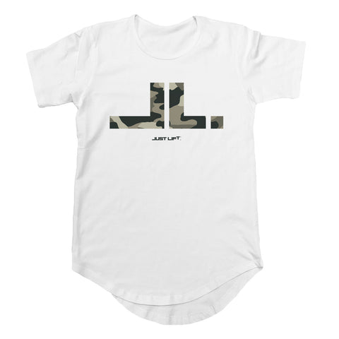 JL Badge Scoop Tee