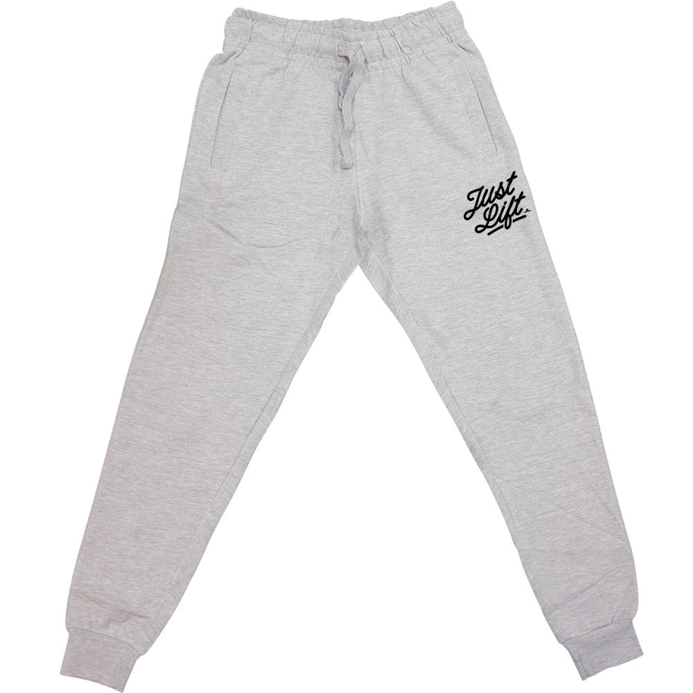 Just Lift Script Joggers