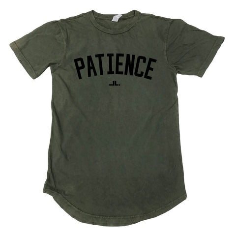 Just Lift Camo Scoop Tee