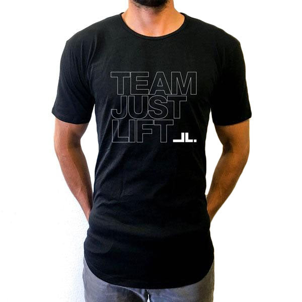 Team JL Scoop Tee