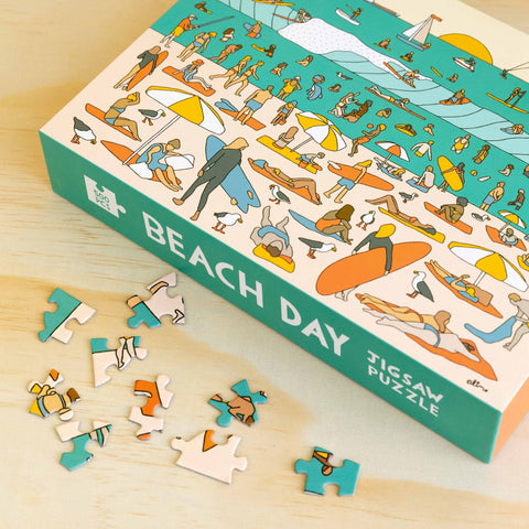 'OPENING DAY' SURF PUZZLE - KIMMY'Z inc.