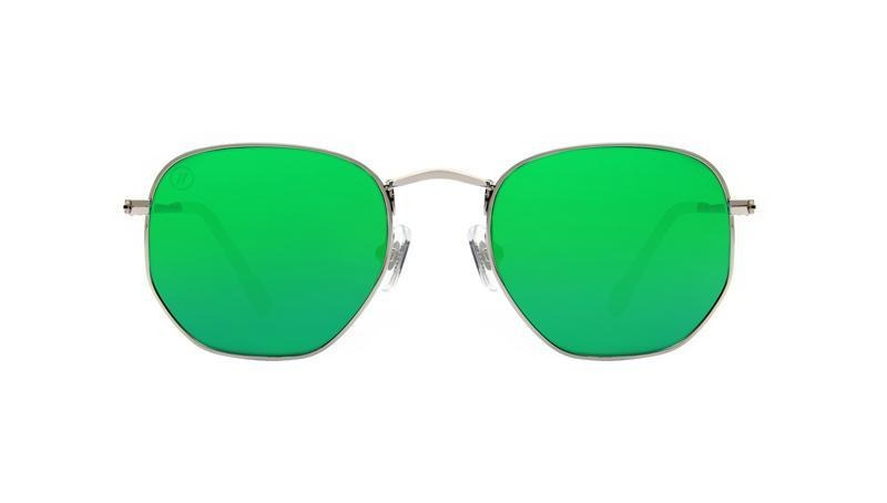 Blenders Eyewear HEXAGRAM | DIAMOND MINT-KIMMY'Z inc.