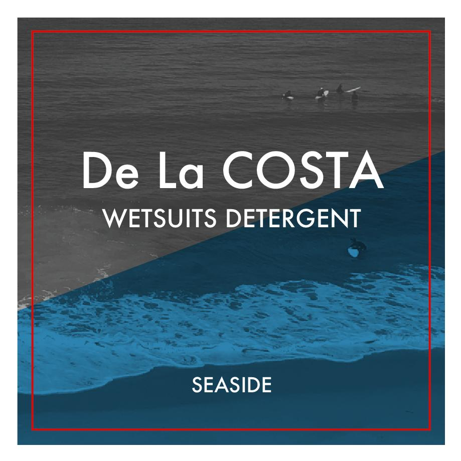 "De La COSTA Wetsuits Detergent ""SEASIDE"""