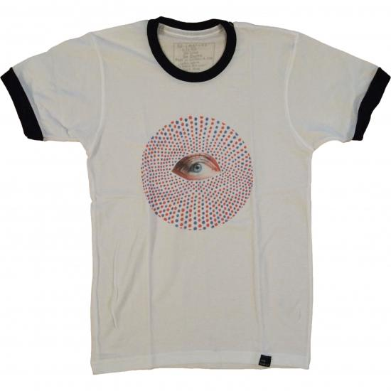 Kid Creature / CIRCLE EYE RINGER Tee