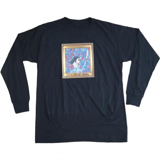 Kid Creature / POUL EMPLOYEE OF THE MONTH LONG SLEEVE TEE