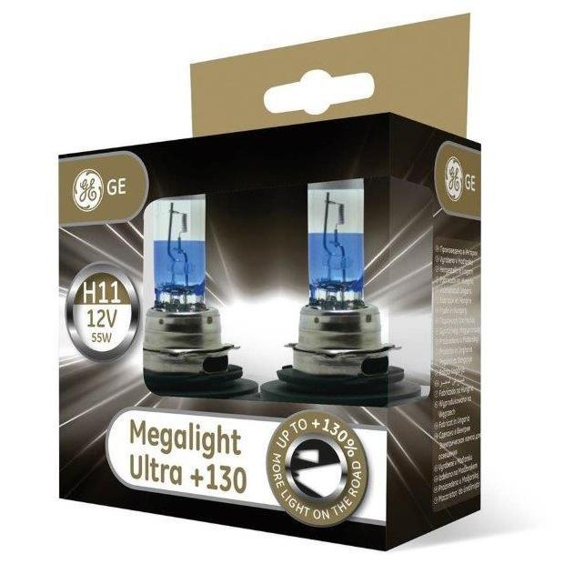 Megalight Ultra +130 H11 (Twin)