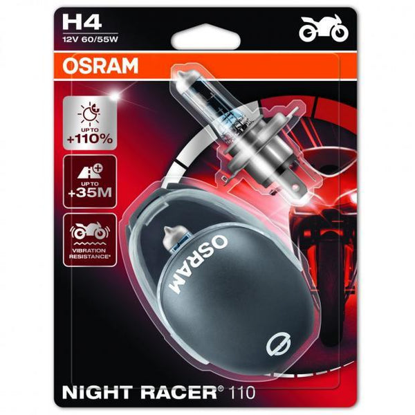 Night Racer 110 H4 (Twin)