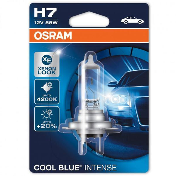 Cool Blue Intense H7 (Single)