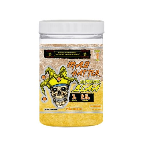 Terror Labz Mad Hatter Extreme BCAA, 30 Servings.