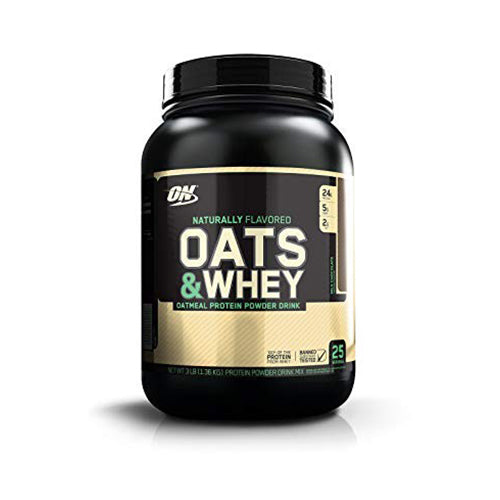 ON OATS & WHEY PROTEIN POWDER 3LBS(1.36KG)