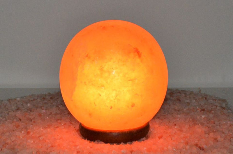Ball Shape Himalayan Salt Lamp