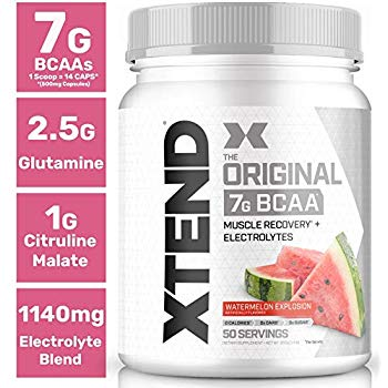 SCIVATION THE ORIGINAL XTEND BCAAS, 50 SERVINGS