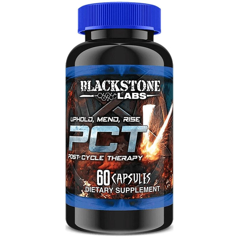 BLACKSTONE LABS POST CYCLE THERAPY V WITH ARIMISTANE, 60 CAPSULES.