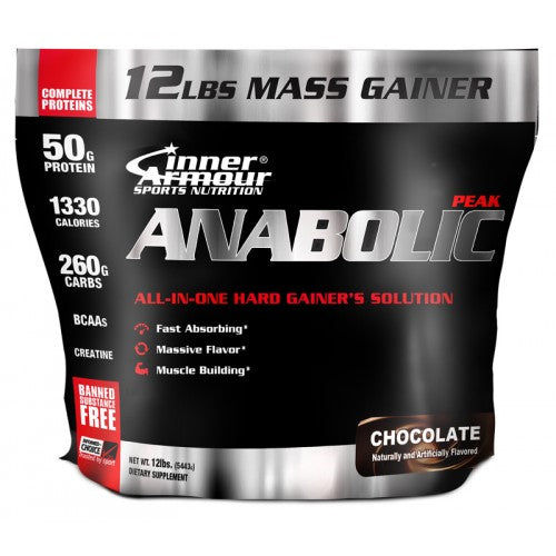 INNER ARMOUR ANABOLIC PEAK, 12 LBS.