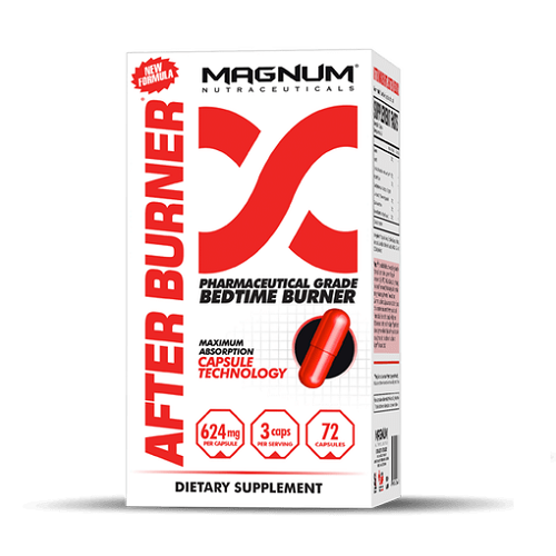 MAGNUM NUTRACEUTICALS, AFTER BURNER