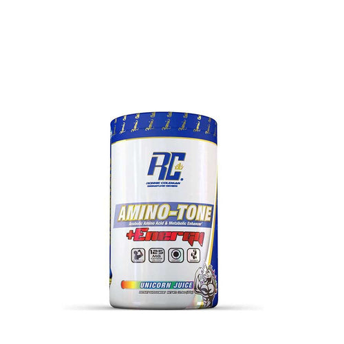 RONNIE COLEMAN,AMINO TONE ENERGY ,30 SERVINGS.