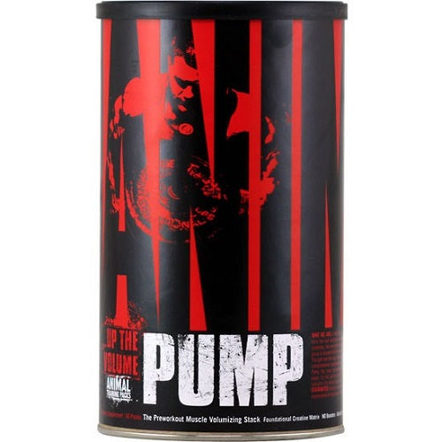 UNIVERSAL NUTRITION, ANIMAL PUMP 30PACKS