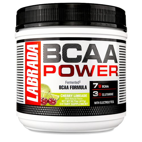 LABRADA BCAA POWER (30 SERVINGS).(Made in USA version)