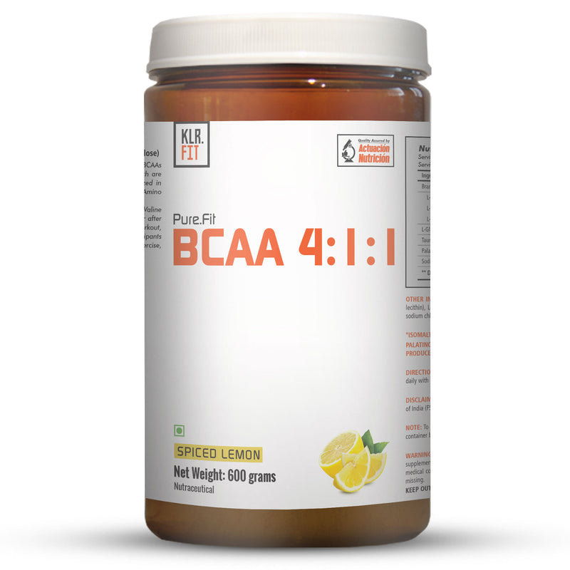 KLR. FIT PURE.FIT BCAA 4:1:1 (27 SERVINGS).