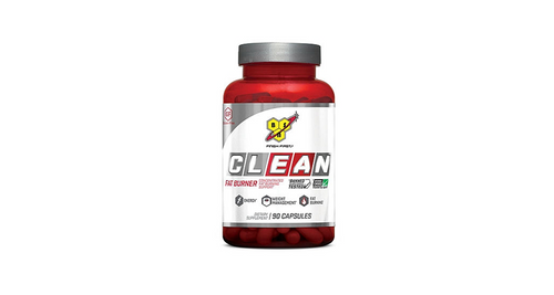 BSN CLEAN  FAT BURNER, 90 CAPSULES.
