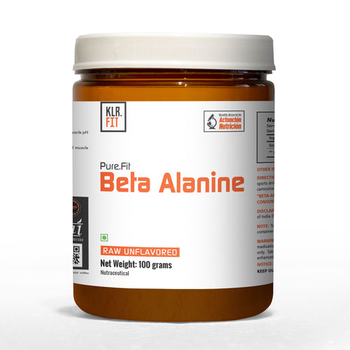 KLR. FIT BETA ALANINE 30 SERVING.