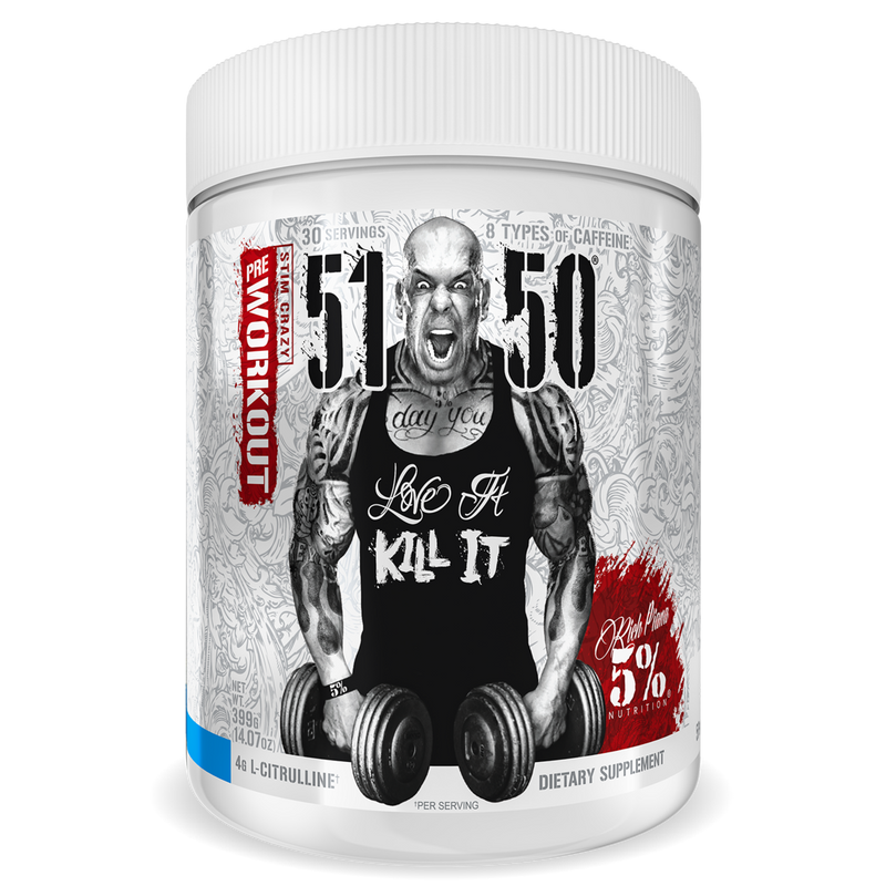 RICH PIANA 5% NUTRITION, 5150 , 30 SERVINGS (Legendary Series)