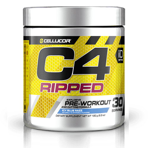 CELLUCOR C4 RIPPED ID SERIES , 30 SERVINGS