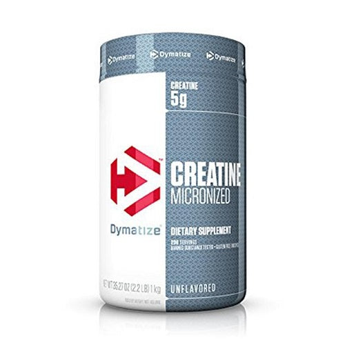 DYMATIZE CREATINE MICRONIZED 60 SERVINGS